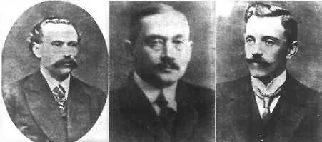 Założyciele Towarzystwa Drobnego Kredytu