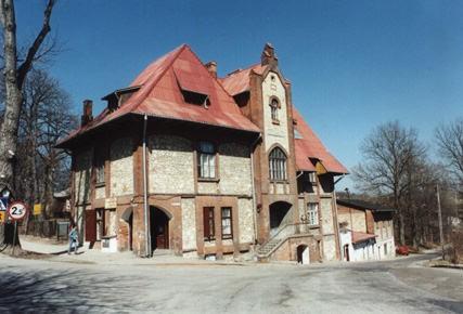 Dom Ludowy w Nałęczowie