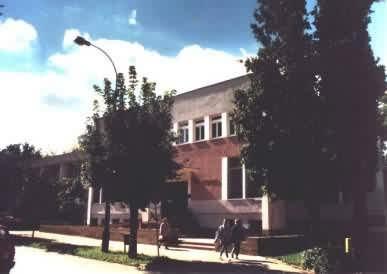 Nowy budynek Banku